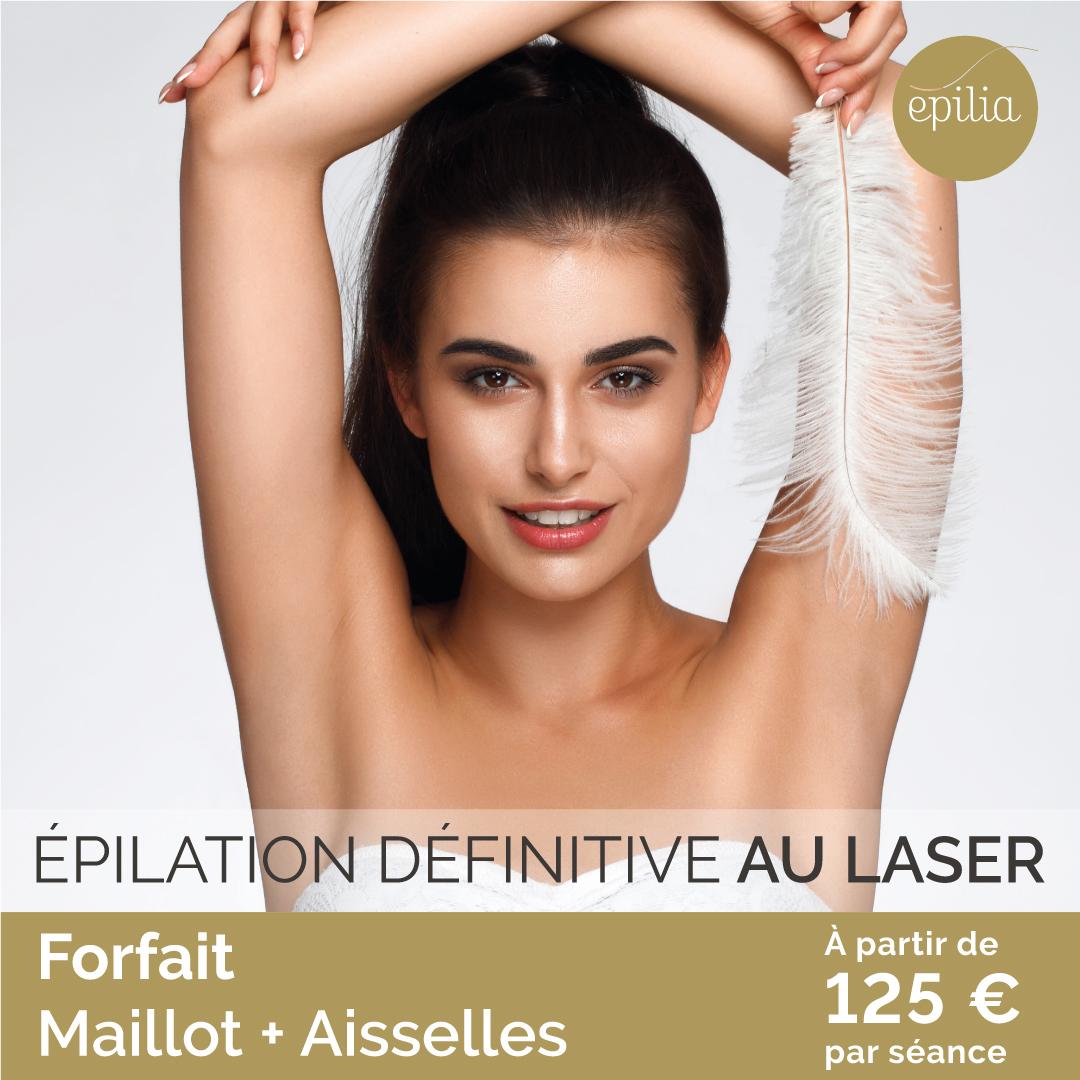Epilation laser definitive au laser au Luxembourg